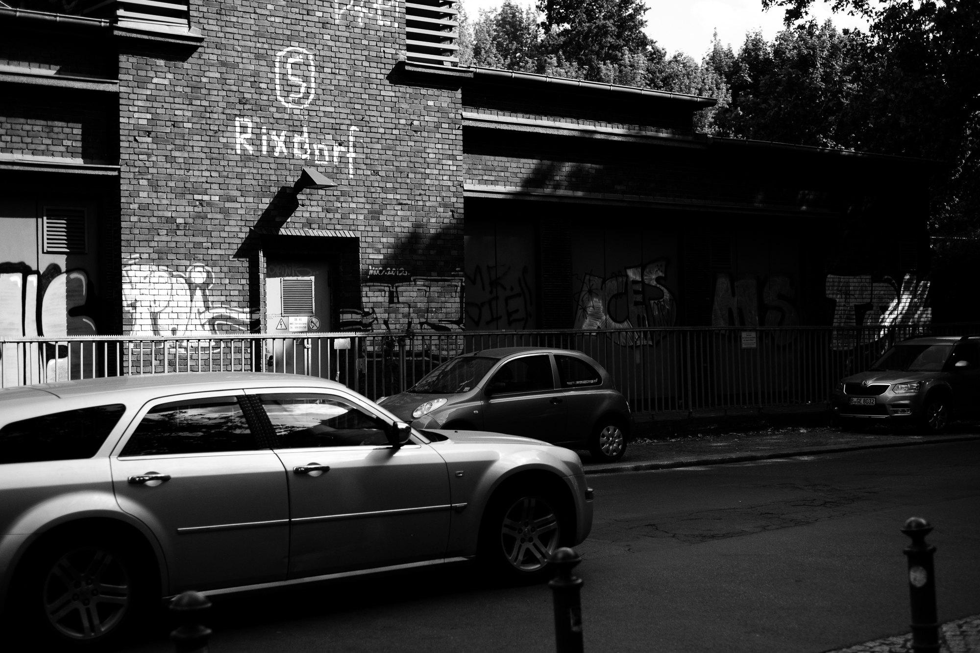 Berlin Rixdorf station